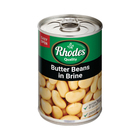 Rhodes Butter Beans 410g