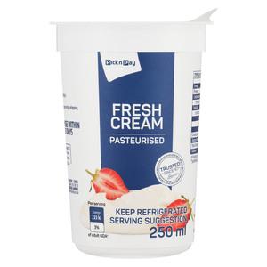 PnP Fresh Cream 250ml