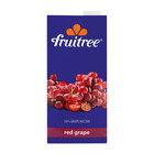 Fruitree Red Grape Nectar 1 L x 12