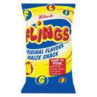 Willards Flings Original Maize Snack 150g