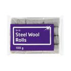 Pnp Steelwool Rolls 100gr