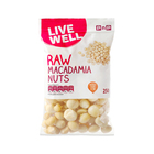 PnP Live Well Raw Macadamia Nuts 250g