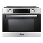 Midea Multi Function Convection Oven Silver 36l
