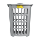 Addis Rect Laundry Hamper 56l Steel