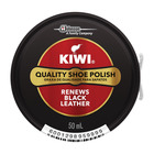 Kiwi Paste Shoe Polish Black 50ml