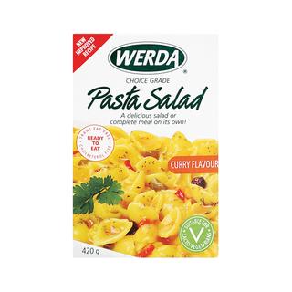 Werda Curry Pasta Salad 420g