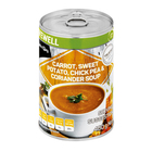 PnP Soup Carrot Sweet Potato & Chick Pea 400g