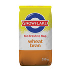 Snowflake Wheat Bran 350g