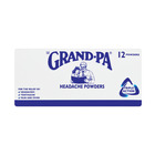 Grand-pa Headache Powders 12ea