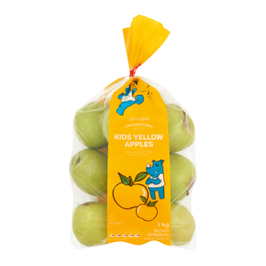 PnP Kids Yellow Apples 1kg