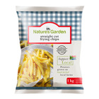 Natures Garden Straight Cut Frying Chips 1kg