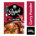 Rajah All In One Curry Powder 200g