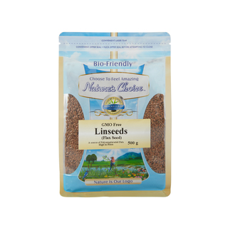Nature's Choice Linseed 500g