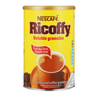 Nescafe Ricoffy Instant Coffee Tin 750g x 12