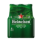 Heineken Lager Bottle 330ml x 6