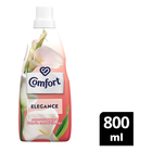 COMFORT Elegance Concentrated Fabric Conditioner 800ml