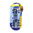 Schick Xtrm 3 Male Shvn Kit+5 Cartridges