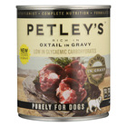 Petley's Dog Rich In Oxtail&gravy 775gr