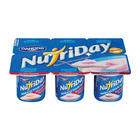 Danone Nutriday Smooth Berry Medley Yoghurt 100g x 6