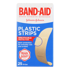 Band-aid Plastic Plaster Str ips 25