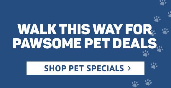Pet Specials