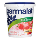 Parmalat Low Fat Strawberry Fruit Yoghurt 1kg