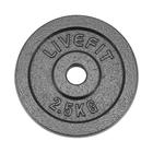Livefit Barbell Disc 2.5kg