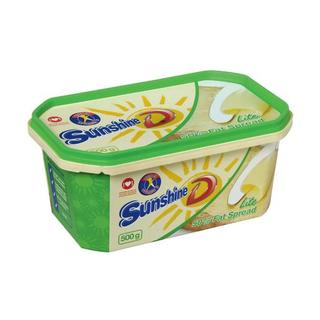 Sunshine D Lite Medium Fat Spread Tub 500g