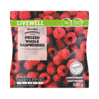 PnP Frozen Raspberries 350g