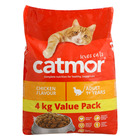 CATMOR CHICKEN ADULT VALUE 4KG