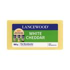 Lancewood White Cheddar 900g