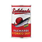 Saldanha Pilchards In Tomato Sauce 155g