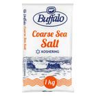 Buffalo Iodated Coarse Salt Kosher 1kg