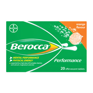 Berocca Performance Tablets 20s