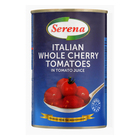 Serena Cherry Tomato Whole Peeled 400g