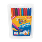 BIC Kids Cascade Colour Pens 30s