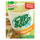 Knorr Cup-A-Soup Lite Chicken & Herb 4s