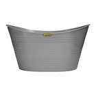 Addis 28lt Basin Steel 1ea