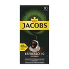 Jacobs Espresso 10 Intenso Capsules 10s