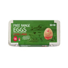 PnP Extra Large Free Range Eggs 18s