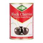 Jemz Pitted Black Cherries 425g