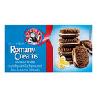 Bakers Romany Creams Vanilla Choc Biscuits 200g
