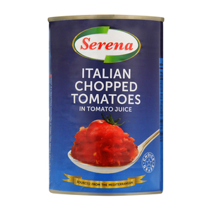 Serena Chopped Tomatoes 400g