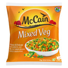 McCain Mixed Vegetables 1kg
