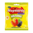Maynards Energy Jelly Babies Sour 125g