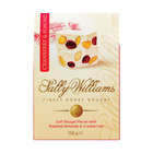 Sally Williams Cranberry & Almond Nougat 150g