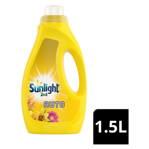 Sunlight Automatic Laundry Liquid 1.5l