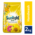 Sunlight Spring Sensations 2-in-1 Hand Washing Powder 2kg