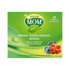 Doktor Mom Herbal Cough Loz Berry 20ea