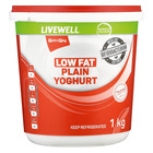 PnP Low Fat Plain Yoghurt 1kg